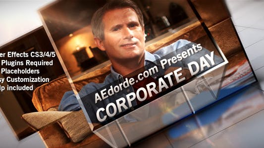 Thumbnail for Corporate Day