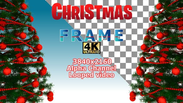 Thumbnail for Magic Christmas Tree Frame