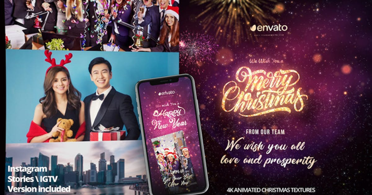 Download Christmas Greeting Pack by FVS