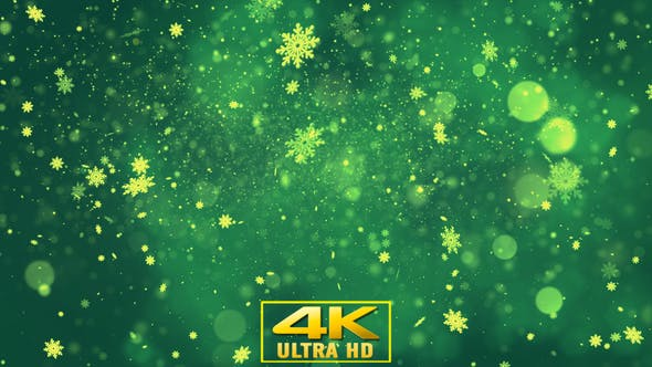 Thumbnail for Christmas Snow Glitters 3