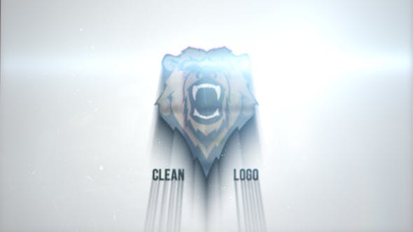 Thumbnail for Clean Glitch Logo