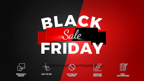 Black Friday Commercial