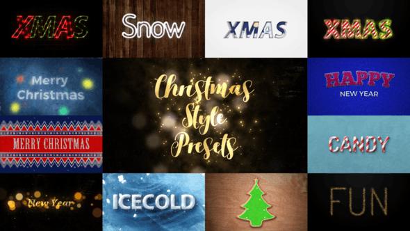 Thumbnail for Styles de Noël