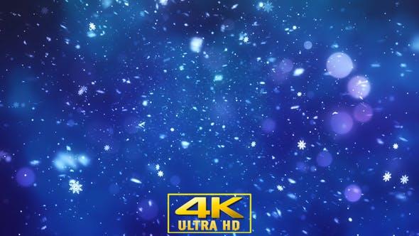 Thumbnail for Christmas Snow Storm 1