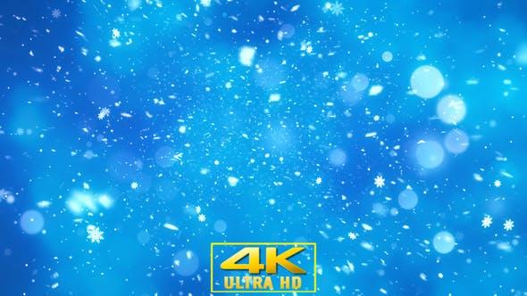 Thumbnail for Christmas Snow Storm 2