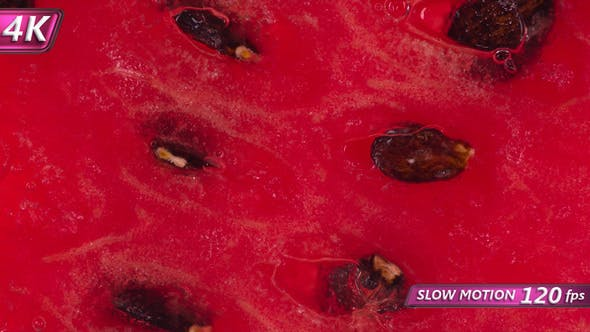 Thumbnail for Squeeze A Piece Of Watermelon With Seed