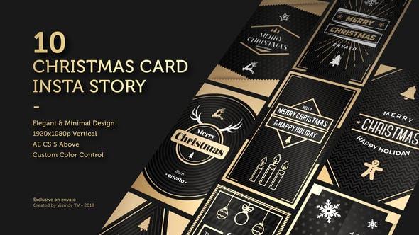 Thumbnail for Instastory Christmas