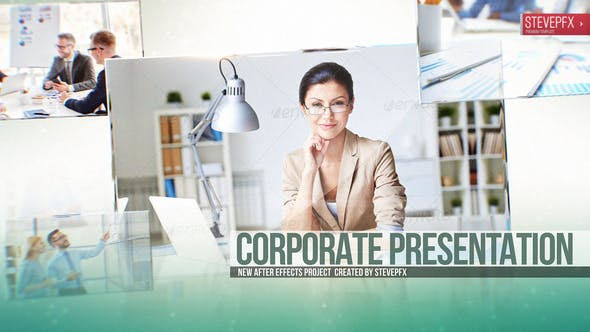 Cover Image for Corporate Presentation