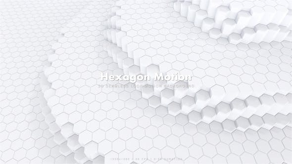 Thumbnail for Hexagon Tech Motion 2
