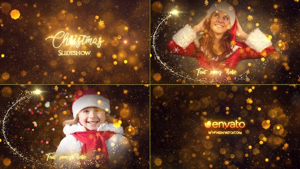 Thumbnail for Christmas Slideshow