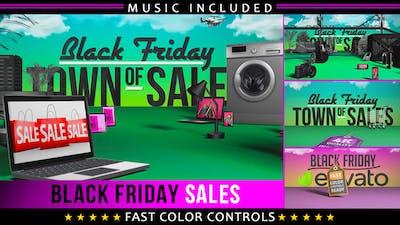 Black Friday Shopping Sale