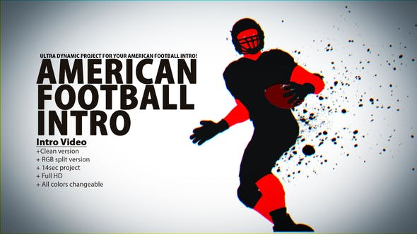 Thumbnail for American Football Intro