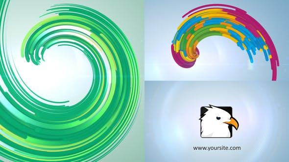 Clean 3d Strings Logo
