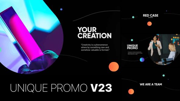 Unique Promo v23 | Corporate Presentation