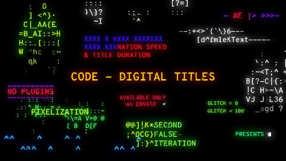 Thumbnail for Code - Digital Titles