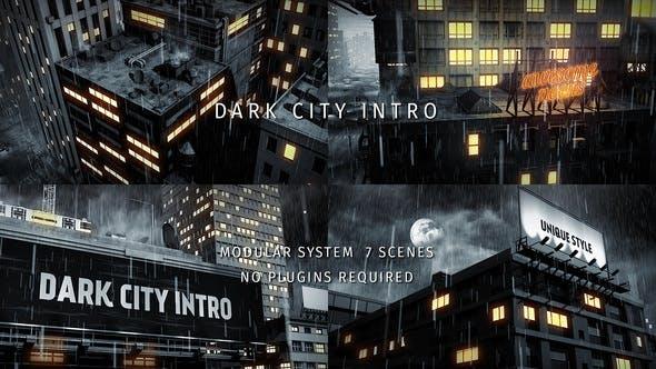 Thumbnail for Intro Dark City