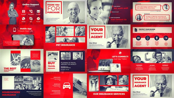 Thumbnail for Insurance Company - Agent Portfolio