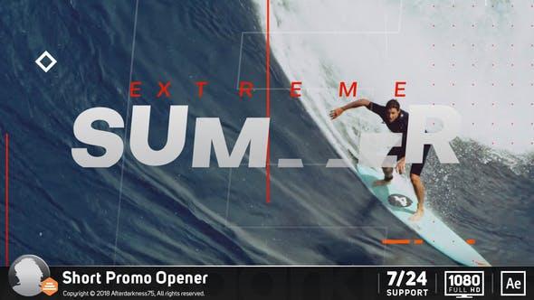 Thumbnail for Extreme Sport Promo