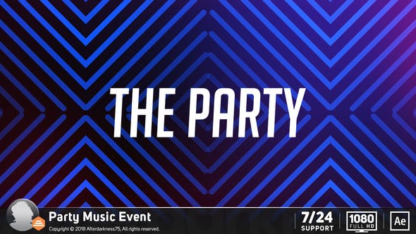 Thumbnail for Party Music Event