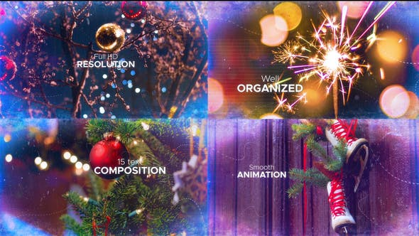 Thumbnail for Amazing Christmas Slideshow