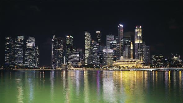 Thumbnail for Night Singapore