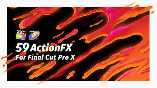 ActionFX | Fire Smoke Water Effects for Final Cut Pro