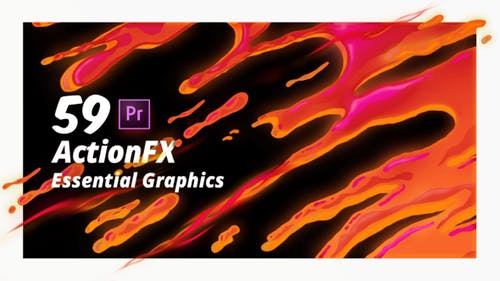ActionFX | Fire Smoke Water Effects for Premiere Pro