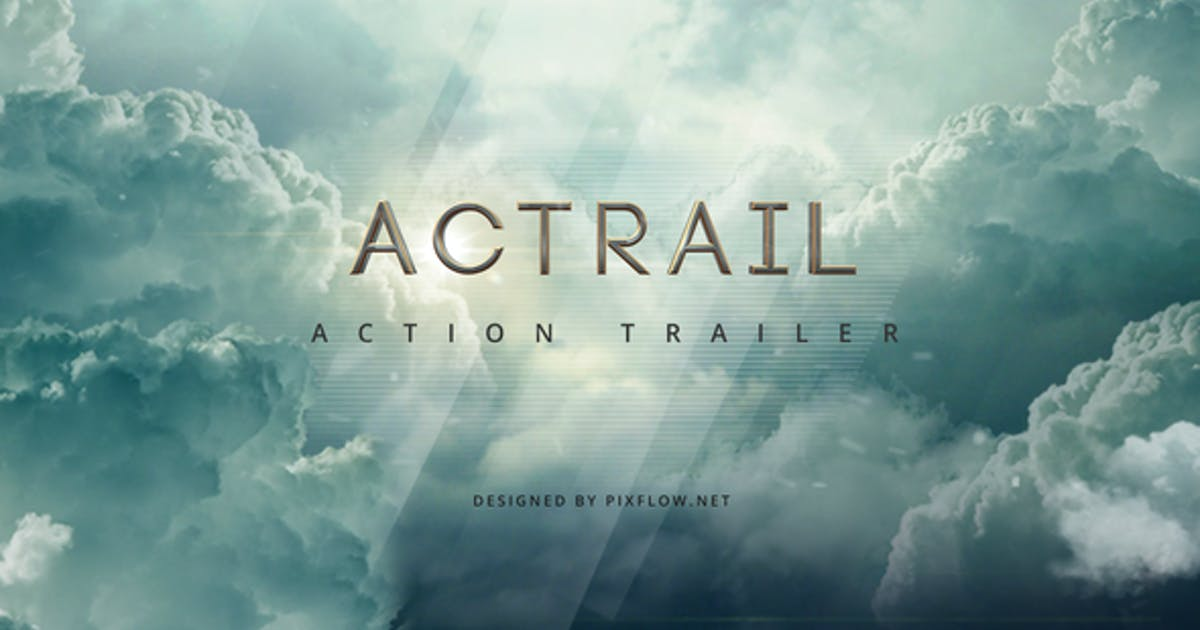 Download Actrail   Action Trailer by Pixflow