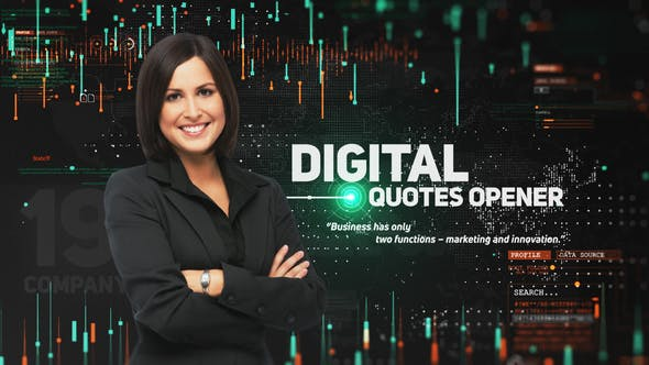 Thumbnail for Digital Quotes Opener