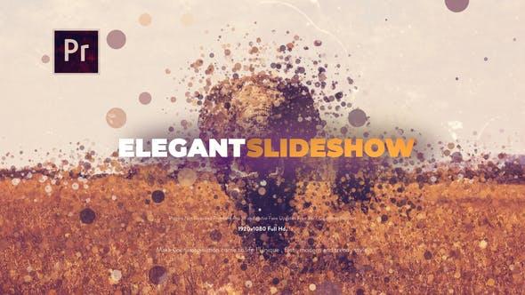 Thumbnail for Elegant Slideshow I Opener