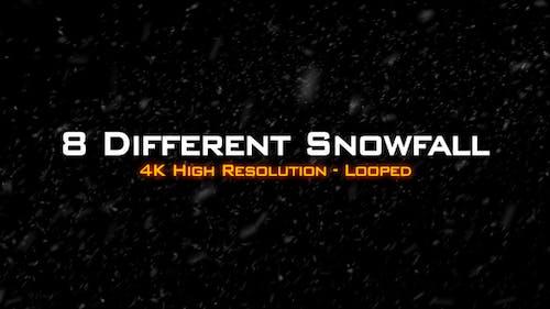 Snow Pack 4K