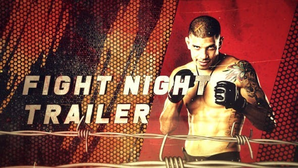 Thumbnail for Trailer Fight Night