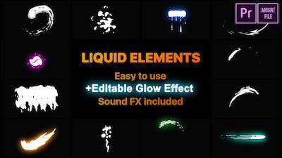 Liquid Motion Shapes