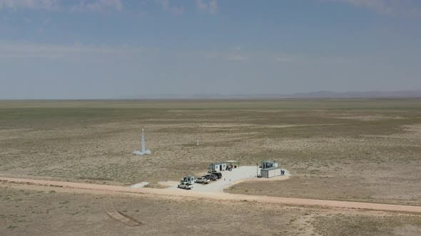 Cover Image for Rocket Launch In Plains