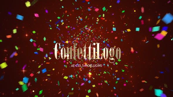 Thumbnail for Confetti Logo