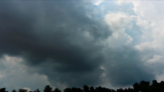Thumbnail for Tropical Cloud Time Lapse - A Far Rain