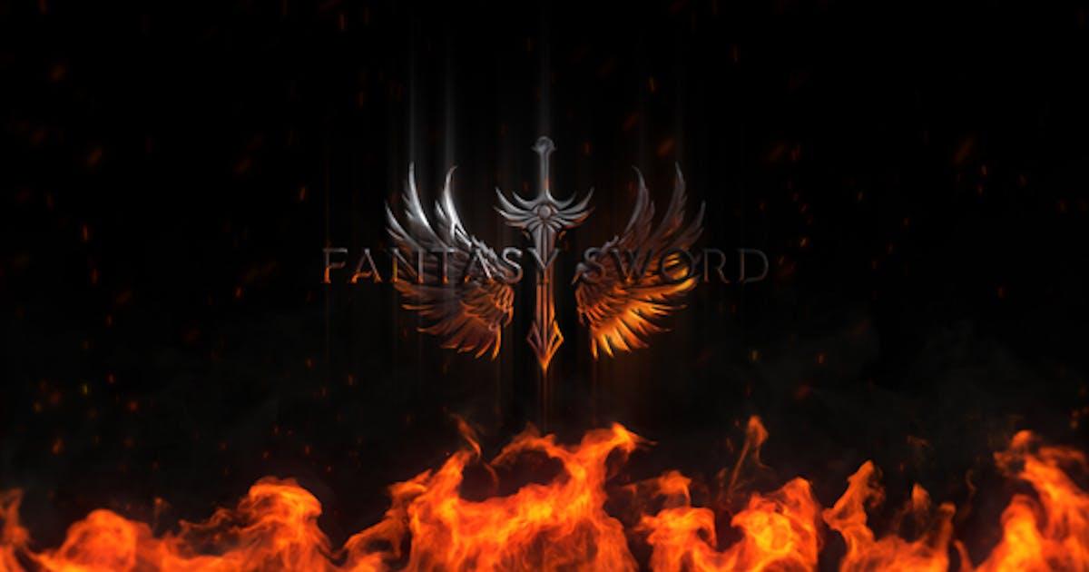Download Fire Logo by VladimirPerumov