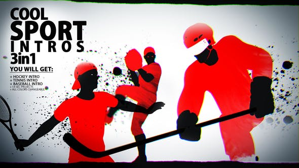 Thumbnail for Cool Sport Intro 3 in 1