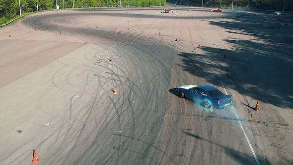 Thumbnail for Drift Racing 2