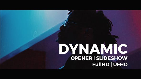 Thumbnail for Dynamic Opener | Slideshow
