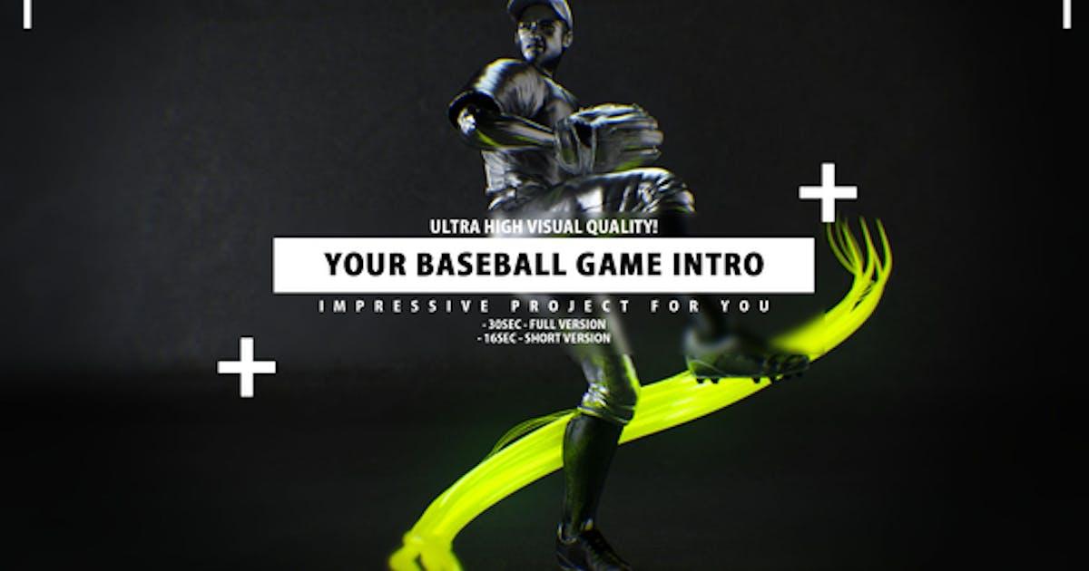 Your Baseball Intro