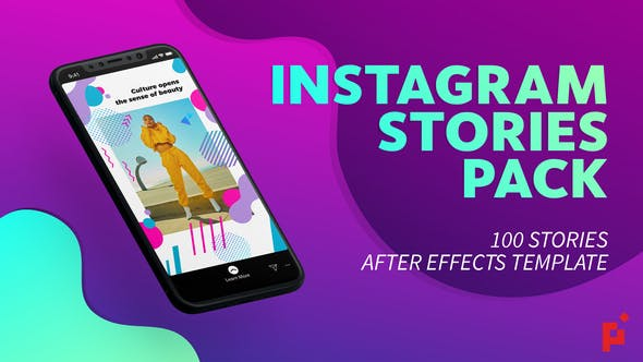 Thumbnail for 100 Instagram Stories