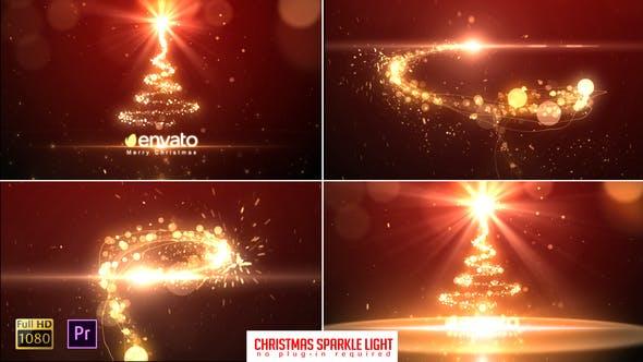 Thumbnail for Lumières de Noël - Premiere Pro
