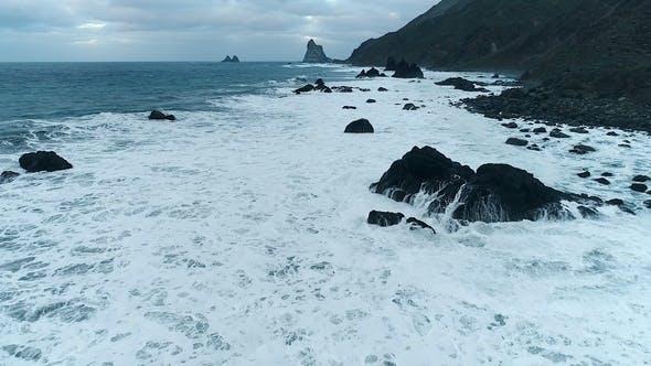 Dramatic Ocean Coast 4