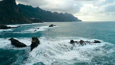Dramatic Ocean Coast
