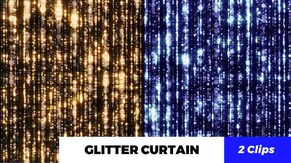 Cover Image for Glitter Curtain