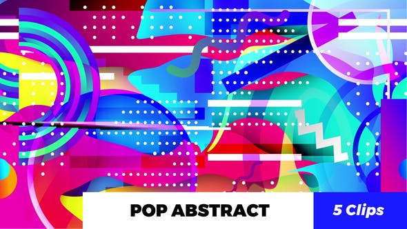 Thumbnail for Modern Pop Abstract