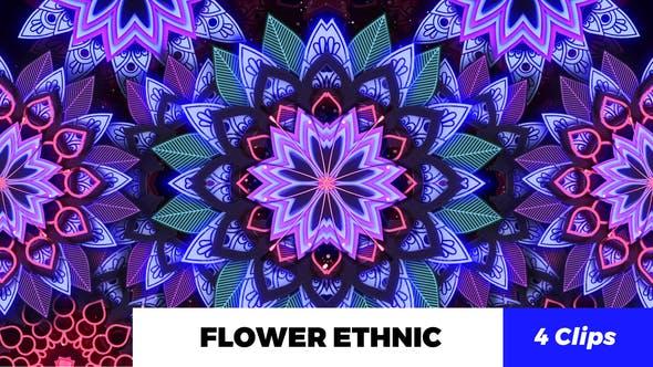 Thumbnail for Flower Ethnic