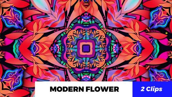 Thumbnail for Modern Flower Kaleido