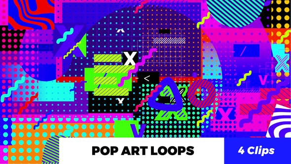 Thumbnail for Pop Art Loops